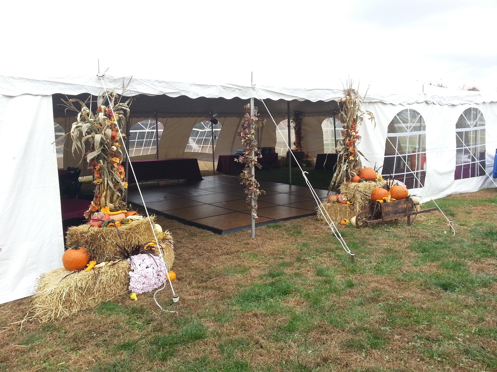 Backyard Fall Fun - East Coast Event Rentals