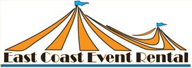East Coast Event Rentals Mobile Logo