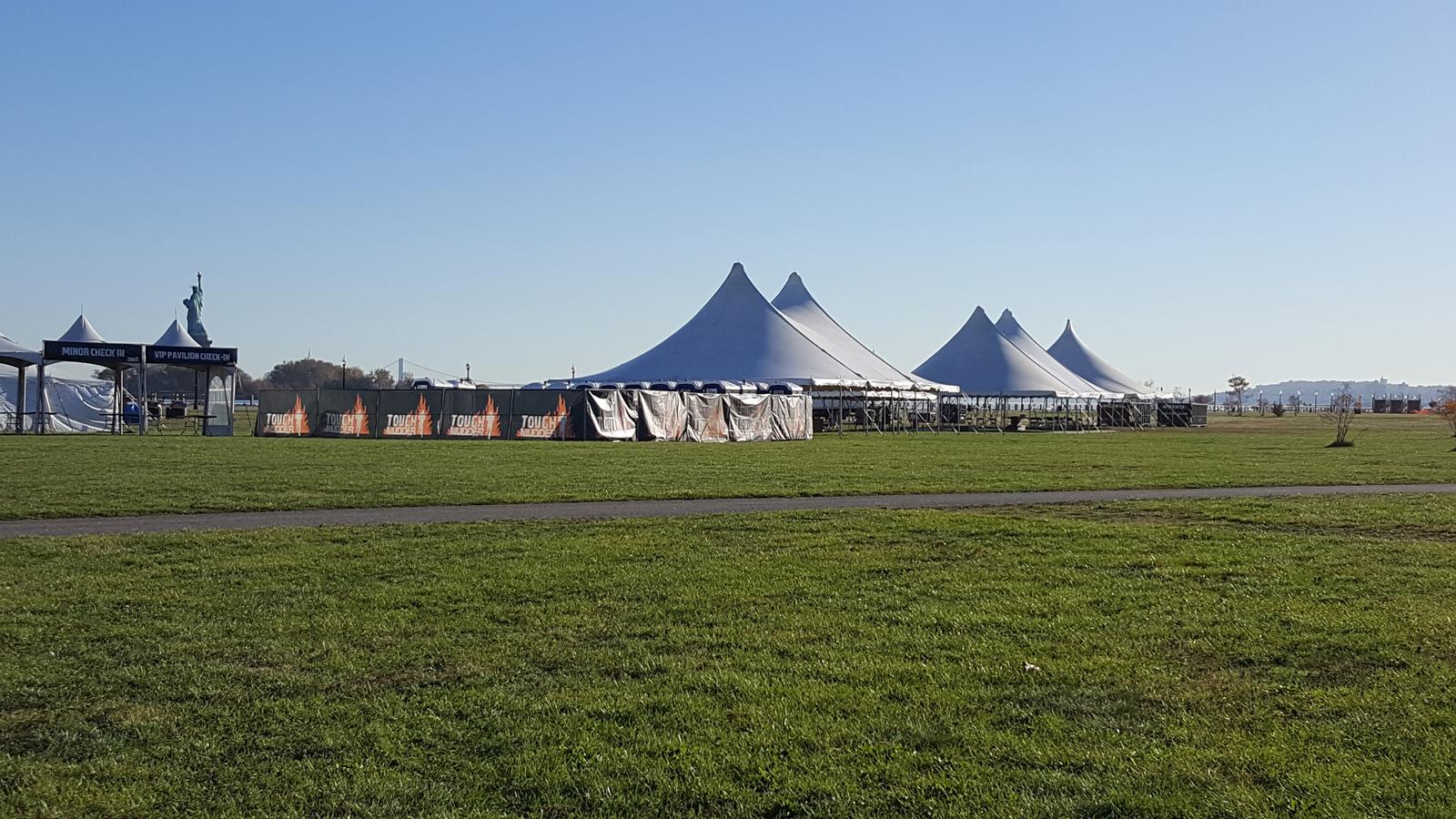Liberty State Park Event East Coast Event Rentals